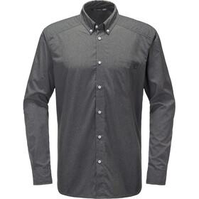 Haglöfs Vejan Langærmet T-shirt Herrer grå